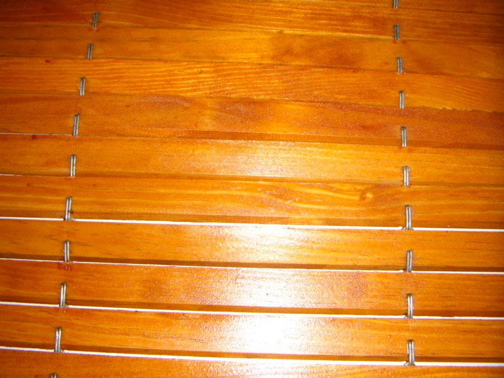 Persianas madera for Persianas madera