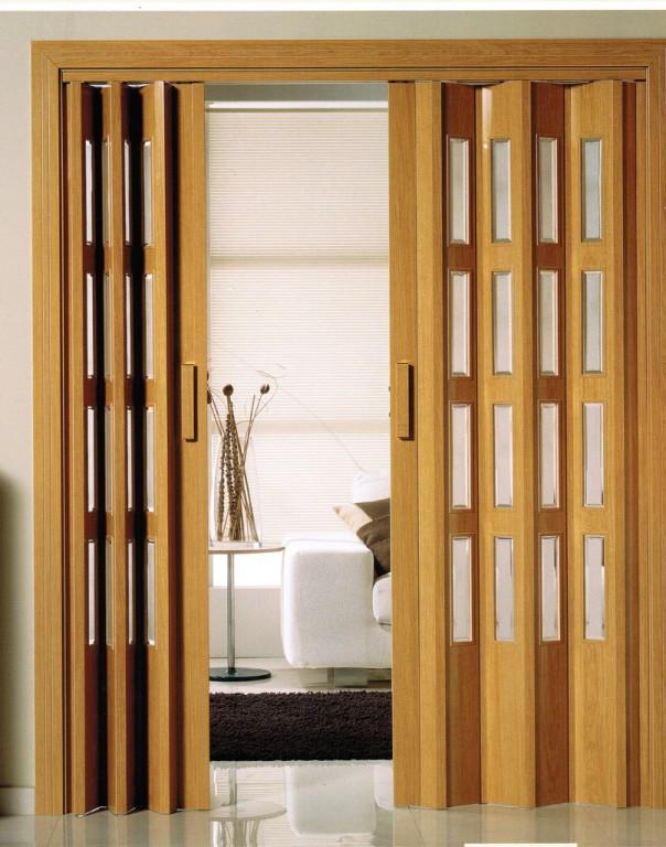 Puertas plegables pvc baratas fabulous cabina de ducha - Puertas plegables baratas ...